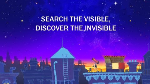 Search the Visible, Discover the Invisible