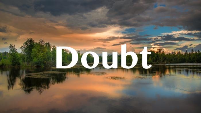 Doubt Mark 6:14-29